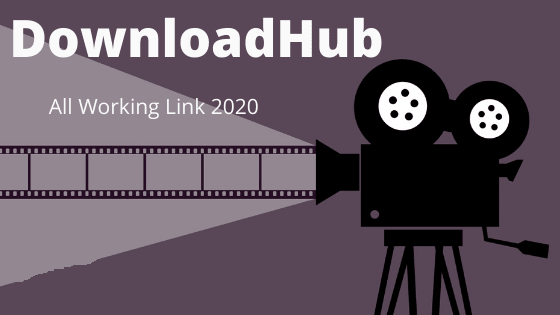 Downloadhub movie downloading website