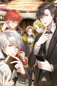 Mystic Messenger Email Characters
